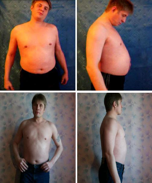 Способы похудения и плаванье
